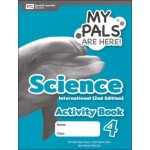 Book 4 My Pals Are Here! Science International  Activity Book (2nd Edition)