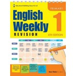 Primary 1 English Weekly Revision