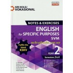 ENGLISH FOR SPECIFIC PURPOSES SVM YEAR 2