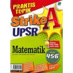 UPSR Praktis Topik Strike A Matematik