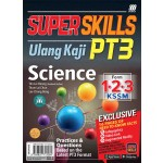 SUPER SKILLS ULANG KAJI PT3 SCIENCE