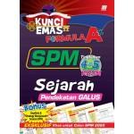 KUNCI EMAS FORMULA A+ SPM SEJARAH(PENDEKATAN GALUS)