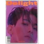 BAEKHYUN - 2ND MINI ALBUM: DELIGHT (CINNAMON)