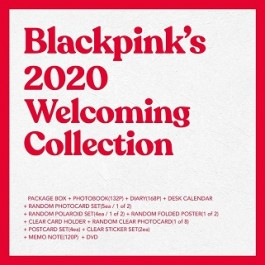 BLACKPINK 2020  WELCOMING COLLECTION