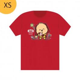 GOGO 旺得福 精美T恤 - XS