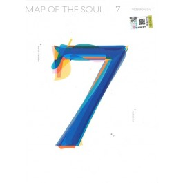 BTS - MAP OF THE SOUL 7 (VERSION 4)