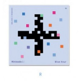 TXT - MINISODE1 : BLUE HOUR (R VER-BLUE)