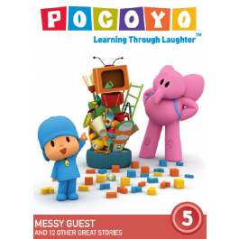 Pocoyo & Friends Volume 5 DVD