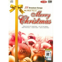 MERRY CHRISTMAS GREATEST SONGS (2CD)