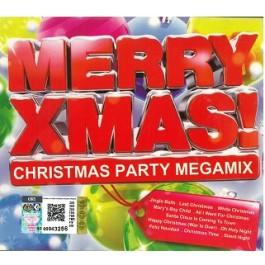 MERRY XMAS-CHRISTMAS PARTY MEGAMIX(2CD)