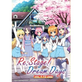 RE:STAGE! DREAM DAY V1-12END (DVD)