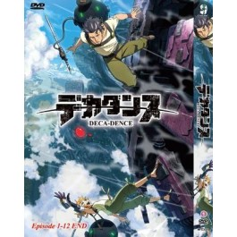 DECA-DENCE 没落要塞 EP1-12END(DVD)
