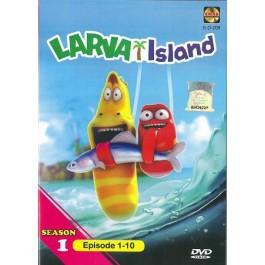 LARVA ISLAND SEA 1 EP1-10 (DVD)