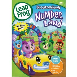 LEAP FROG -NUMBER BUNDLE (3DVD)