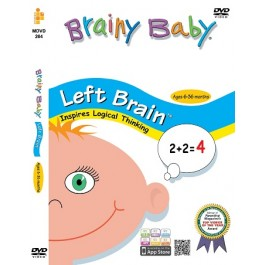 BRAINY BABY BUNDLE 1 (2DVD)