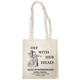 Tote Bag (Alice in Wonderland)