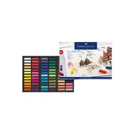 Faber-Castell Creative Studio Soft Pastel Half Length - 72 Colours