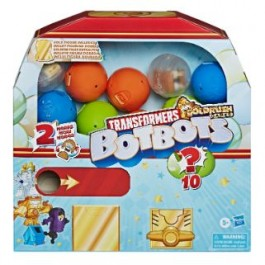 TRANSFORMER BOTBOTS UNBOXING CLAW