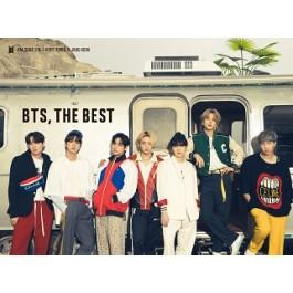 BTS, THE BEST (Limited B Version) (2CDs+2DVDs)