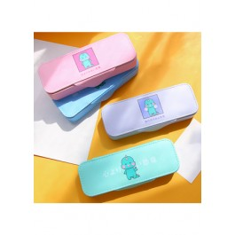 MAGNETIC PENCIL CASE- DINO TR-AA01696