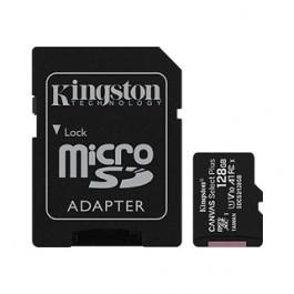 KINGSTONMICROSD 100MB/S MEMORY CARD 128GB