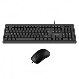 PHILIPS SPT6224 WIRED KEYBOARD & MOUSE COMBO