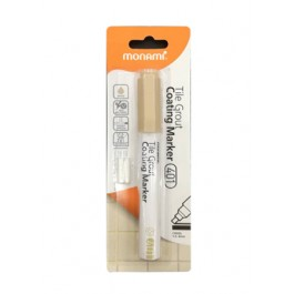 MONAMI 401 Tile Grout Coating Marker - Beige