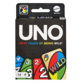 UNO 50TH ANNIVERSARY EDITION