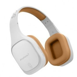 SONICGEAR AIRPHONE 7 BLUETOOTH HEADPHONE  GOLD