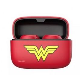 A&S WONDER WOMAN TRUE WIRELESS EARPHONE RED