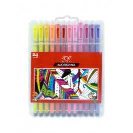POP ARTZ COLOUR PEN 24 PCS