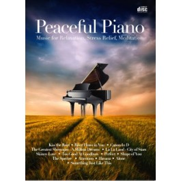 PEACEFUL PIANO (2CD)