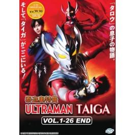 ULTRAMAN TAIGA V1-26END (2DVD)