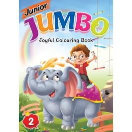 JUNIOR JUMBO JOYFUL COLOURING BOOK 2