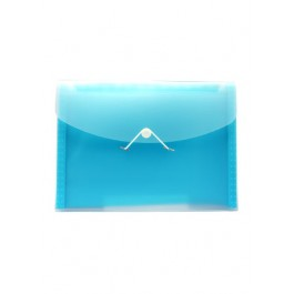 POP BAZIC EXPANDING FILE A4 13 POCKETS BLUE