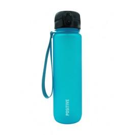 POP BAZIC WATER BOTTLE PB-1000F-BLUE POSITIVE