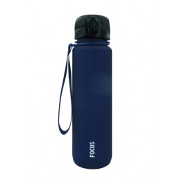 POP BAZIC WATER BOTTLE PB-1000F-DARK BLUE FOCUS