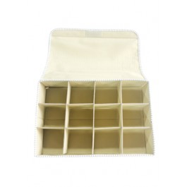 ORGANIZER 12-GRID WITH COVER 43*29*12CM
