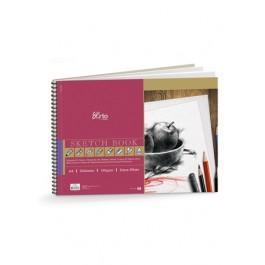 ARTO WIRE-O SKETCH BOOK A4 165GSM 20 SHEETS