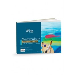 ARTO WATERCOLOUR PAINTING PAD A5 200GSM 12 SHEETS