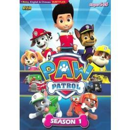 PAW PATROL SEA 1 CH1-26 (DVD)