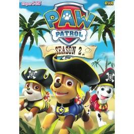 PAW PATROL SEA 2 CH1-26 (DVD)
