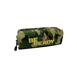 DOLPHIN BEREADY SOFT PENCIL BAG ARMY 504