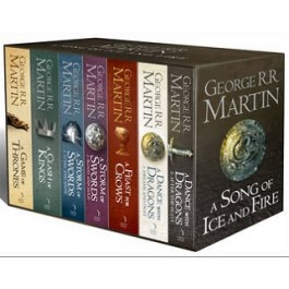 A Game of Thrones: The Story Continues: The complete boxset of all 7 books (A Song of Ice and Fire)
