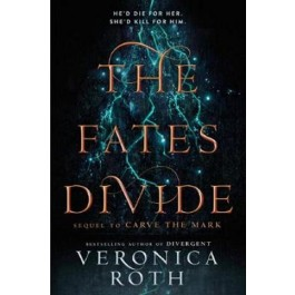 CARVE THE MARK #2 FATES DIVIDE