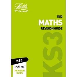 KS3 Letts Maths Revision Guide