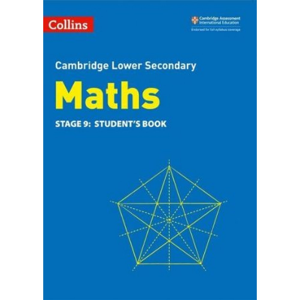 Stage 9 Cambridge Lower Secondary Maths - Student's Book