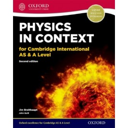 AS & A Level Physics in Context for Cambridge International