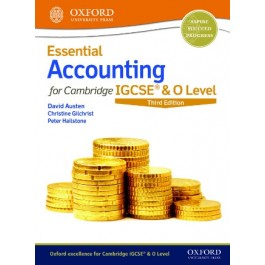 Student Book 'Essential Accounting for Cambridge IGCSE®