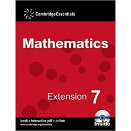 Extension 7 Pupil Book Cambridge Essentials Mathematics (with CD)